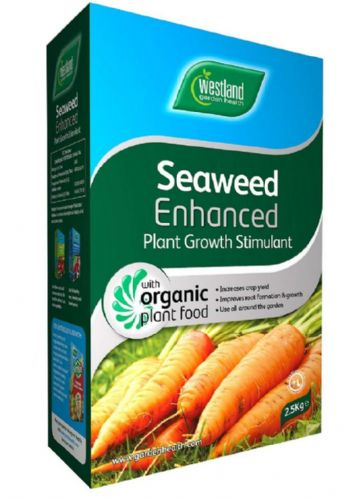 Westland Seaweed Enhanced Plant Growth Stimulant, 2.5 kg